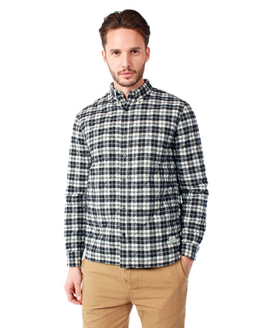 Penfield Men's Kemsey Quilted L/S Shirt