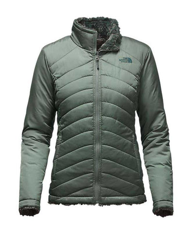 The North Face Women's Mossbud Swirl Rvrsible Jkt