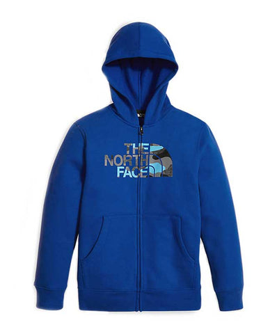 The North Face Boy's Logowear Full-Zip Hoodie