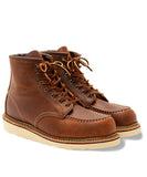 "Red Wing Men's 6"" Moc Toe Boot"
