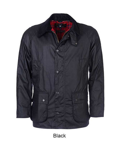 Barbour Men's Ashby Waxed Jacket