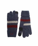 Fred Perry Cable Tipped Touchscreen Gloves