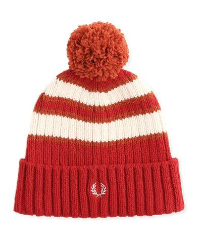 Fred Perry Tipping Stripe Beanie