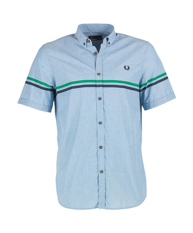Fred Perry Men's Tipped Two Tone Shirt