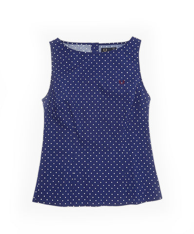 Fred Perry Women's Polka Dot Summer Top