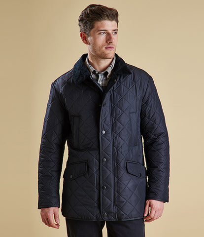 Barbour Men's Bardon Quilted Jacket