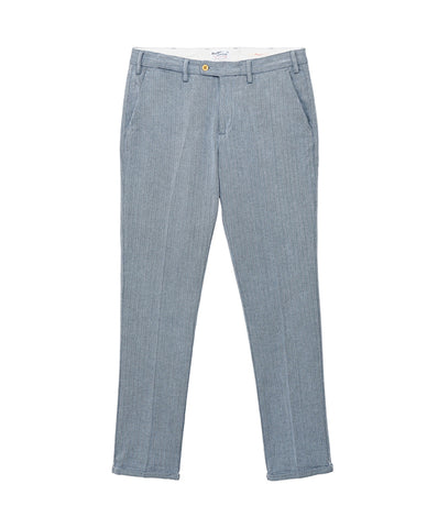 Gant Men's Herringbone Grandpa Pant