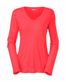 The North Face Women's L/S Remora V-Neck Shirt
