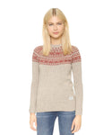 Penfield Women's Freeman Fairsle Crew Sweater