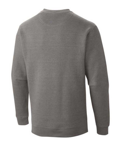 Columbia M Great Hart Mtn Crew Fleece Sweatshirt