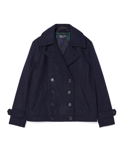 Fred Perry Women's Pea Coat