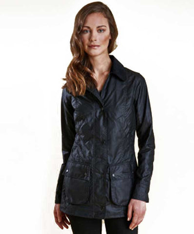 Barbour Women's Straiton Wax Jacket