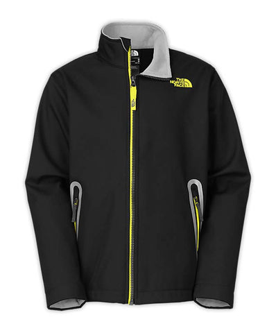 The North Face Boy's Apex Bionic Softshell Jacket