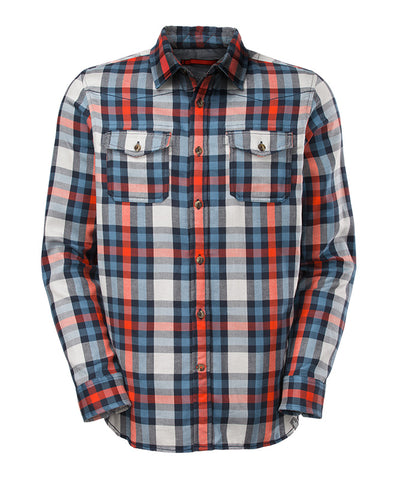 The North Face Men's L/S Hayes Flannel