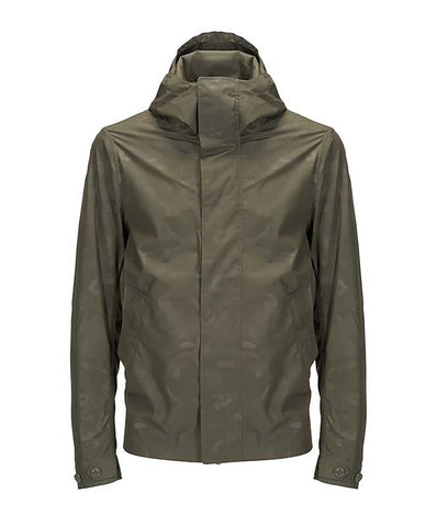 Woolrich Men's Camou Rudder Jacket