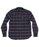 Fred Perry Men's L/S Tartan Shirt