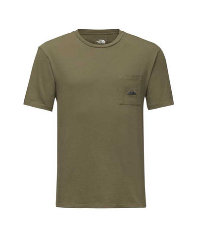 The North Face Men's Well-Loved Pocket Tee