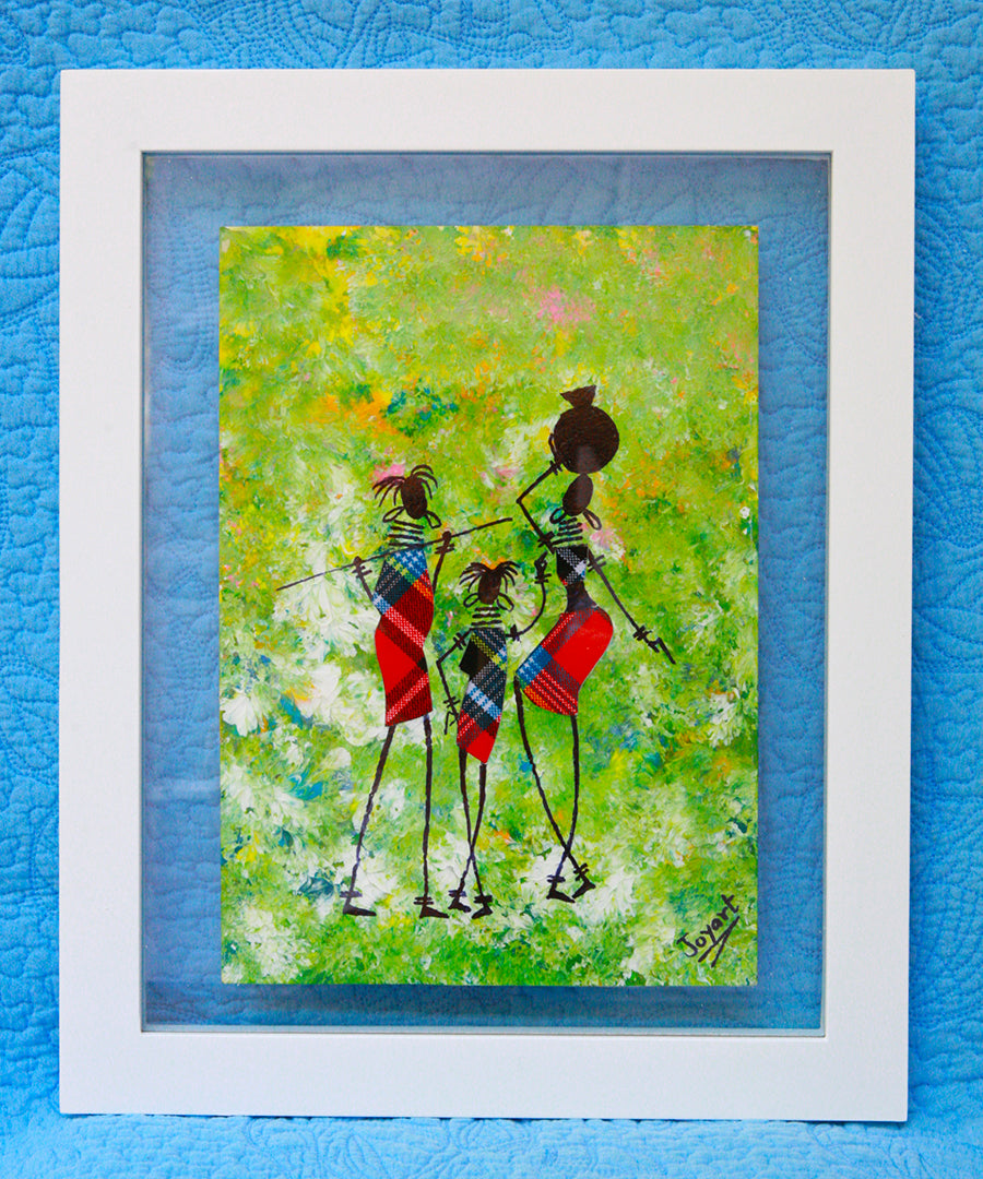 Kenyan Original Paintings (P02)