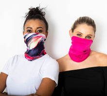 Load image into Gallery viewer, Safe snoods - Pink & Cerise (2 in a pack)