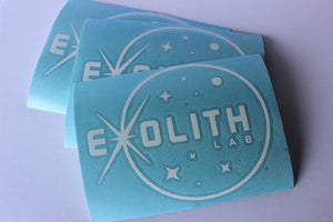 Exolith Lab Decal