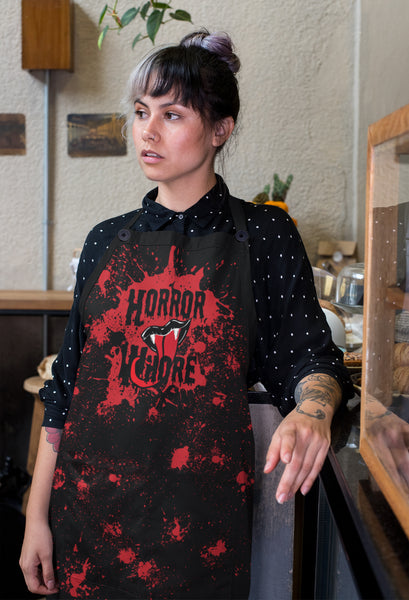 Horror Whore Apron