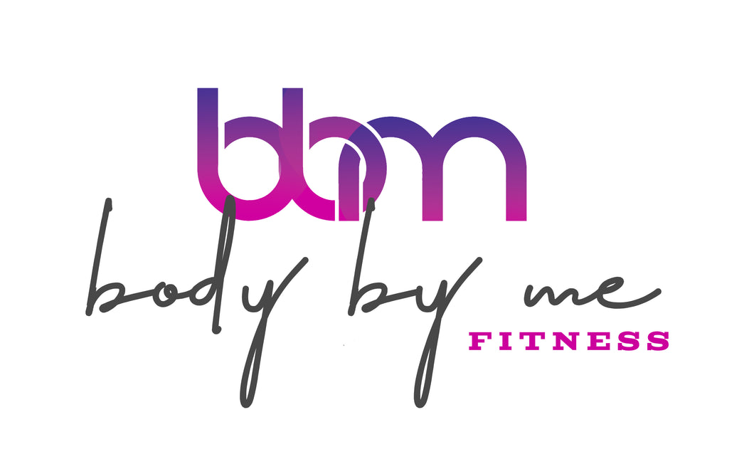 Body By Me Fitness Gift Card