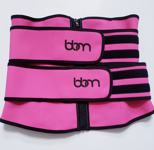 Double Strap Compression Waist Trainer