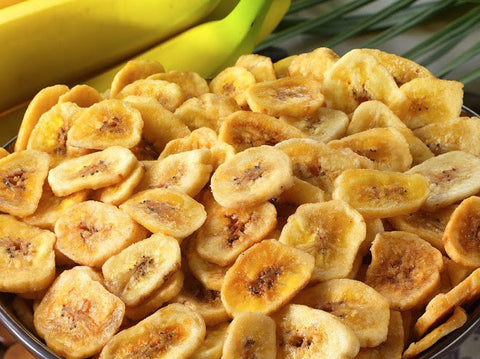 6-Pack Freeze-Dried Banana Chips