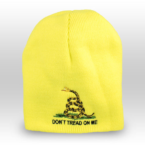 Dont Tread On Me Beanie Hat