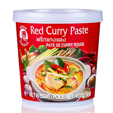 Curry rosso in pasta - 400g