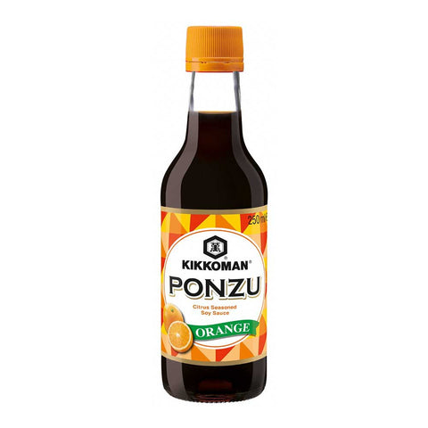 Kikkoman salsa di Ponzu all'arancia - 250ml
