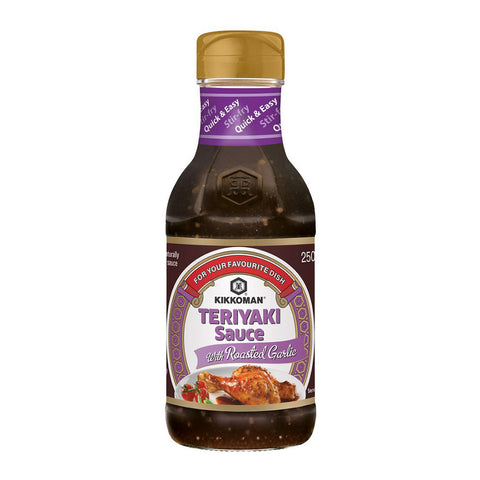 Salsa di Teriyaki con aglio arrostito - 250 ml