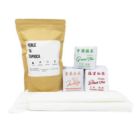 KIT per bubble tea base