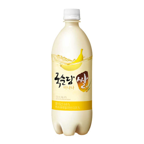 Kooksoondang makgeolli Banana vol. 4% - 750ml