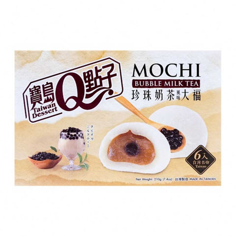 Mochi al Bubble Tea - 210g