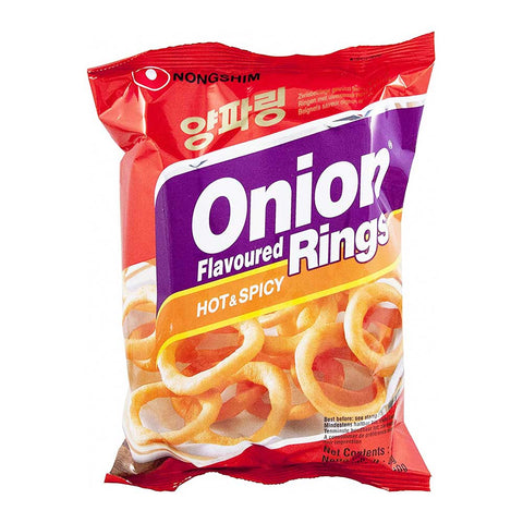 Onion rings piccanti - 40g
