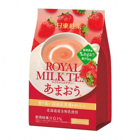 Royal Milk Tea Fragola - 140g