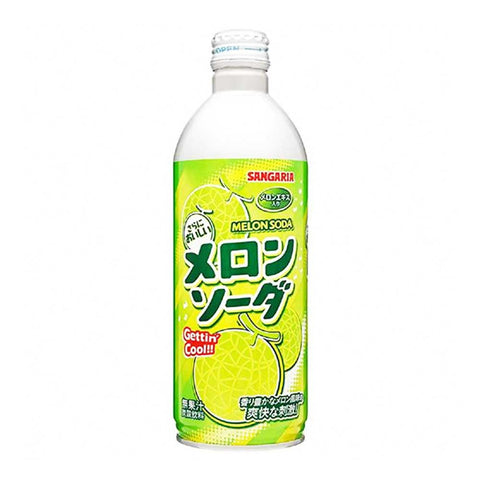 Sangaria Melon Soda - 500ml