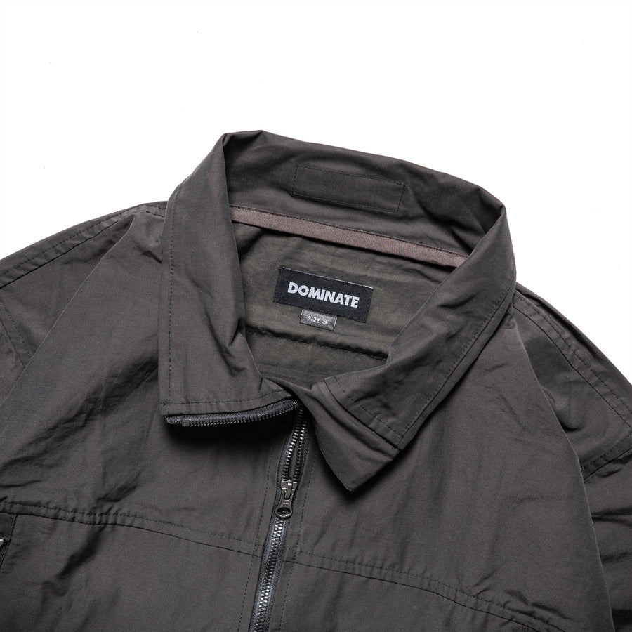 PATCHED MOUNTAINEER JACKET