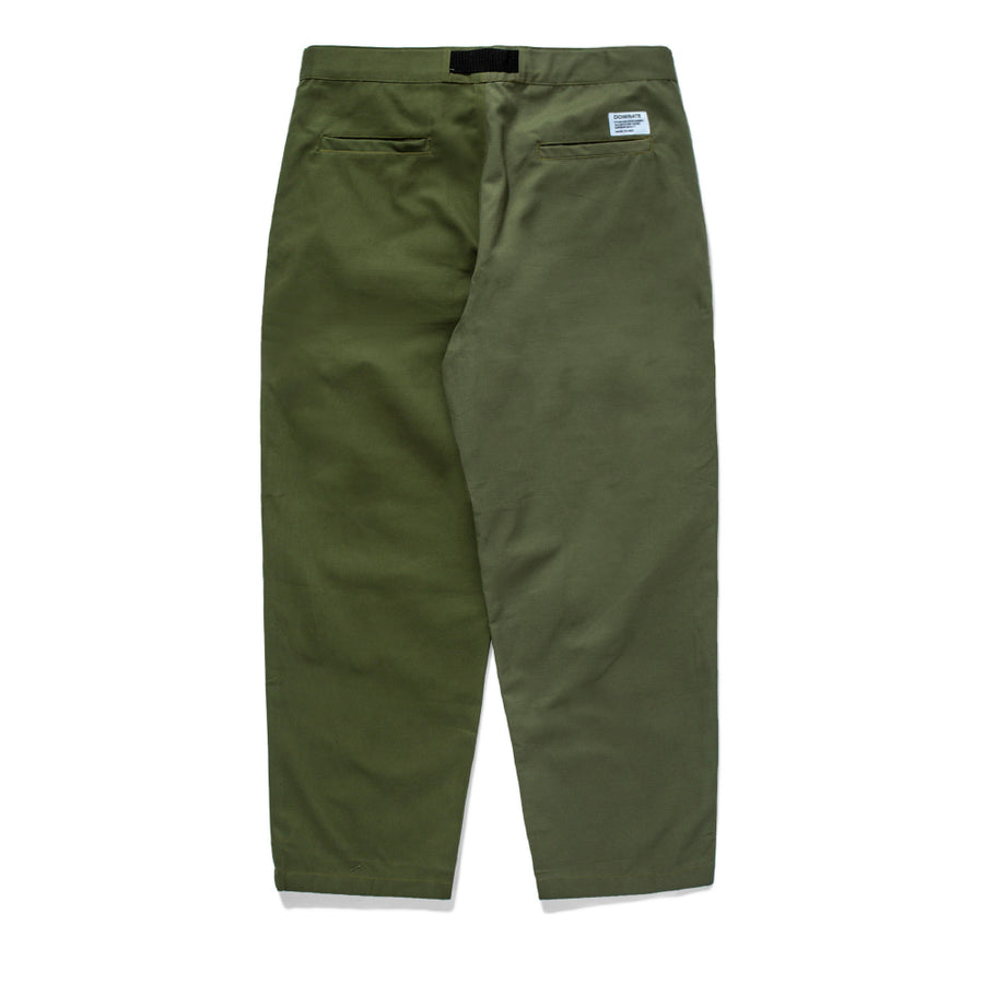 RELAXED MOUNTAINEER PANTS OLIVE