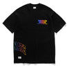 SIDE ARC TEE BLACK