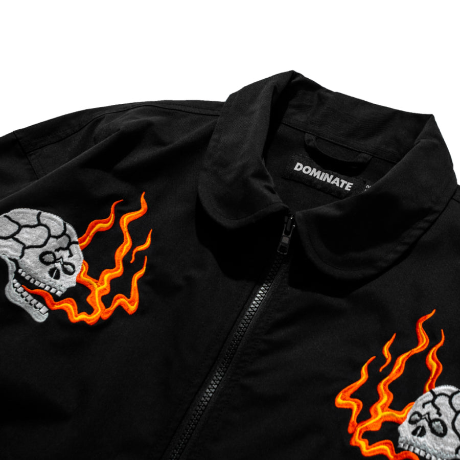 FLAME SOUVENIR JACKET