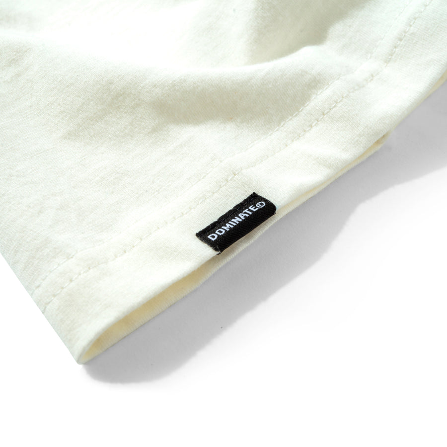 THERMAL TEE BROKEN WHITE