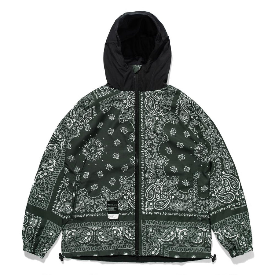 TRIHOOD BANDANA JACKET