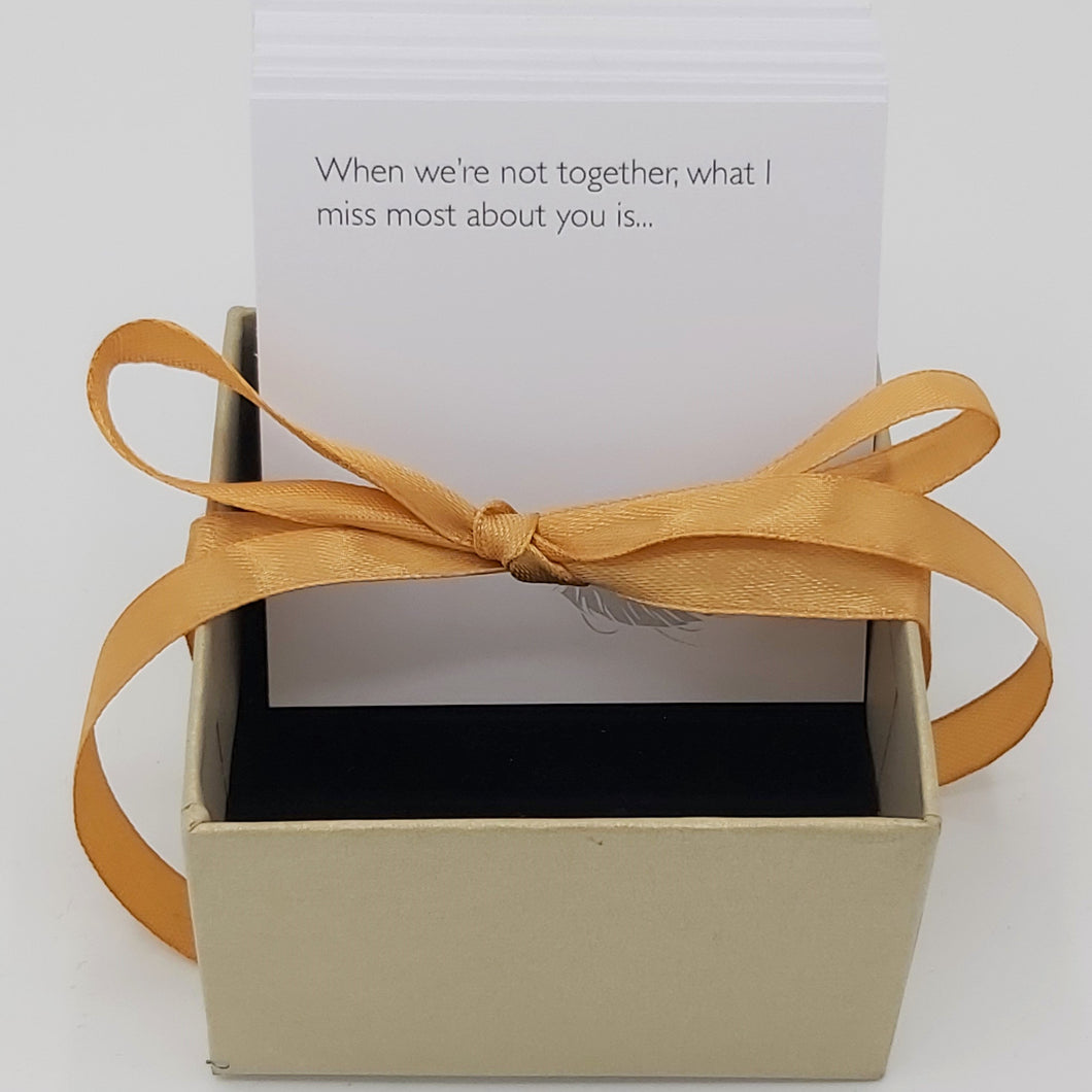 Gift Box Of Big Thoughts