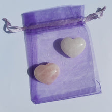 Load image into Gallery viewer, Stay Close - Amethyst Heart