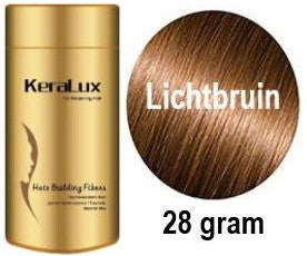 Keralux Haarvezels Lichtbruin-Light Brown