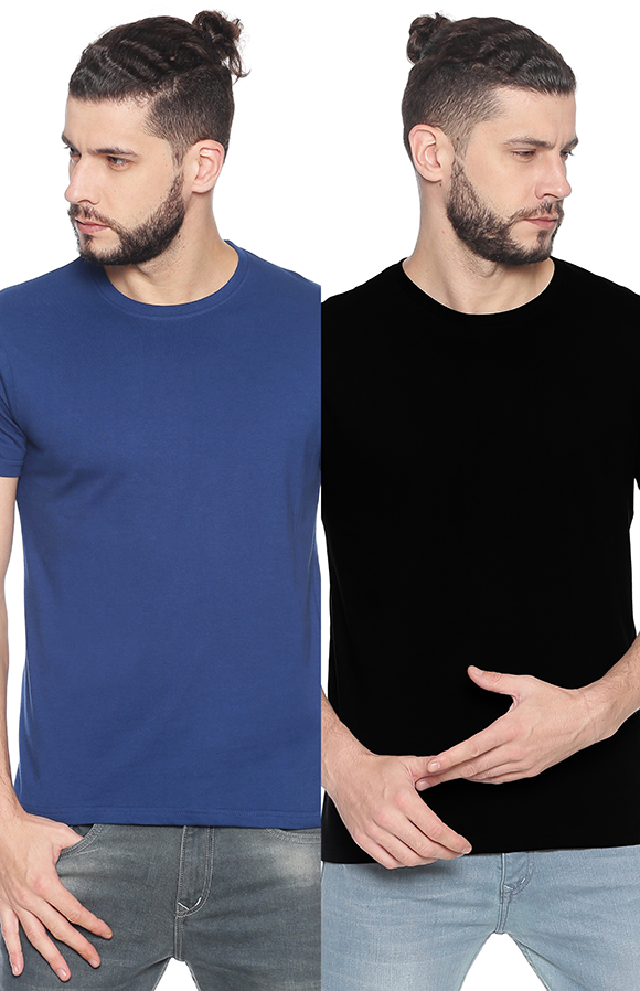 SOLID PACK | JET BLACK + NAVY BLUE