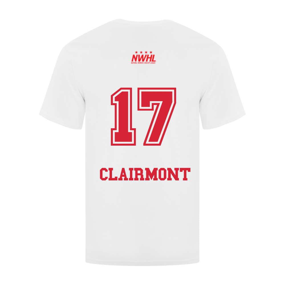 Clairmont 17 Youth Shirsey