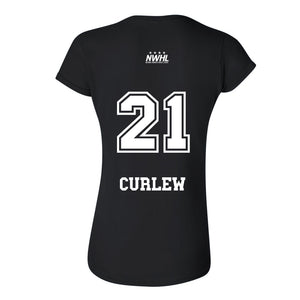 Curlew 21 Ladies Shirsey
